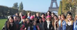 LNFI Student Trip to France