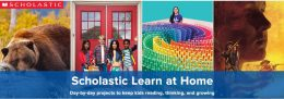 Scholastic Free At-Home Learning Resources!